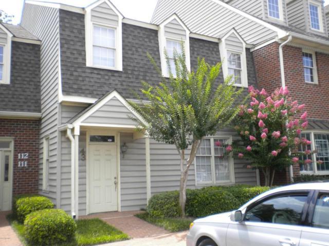 825 Gum Branch Road #114, Jacksonville, NC 28540 (MLS #100093434) :: Terri Alphin Smith & Co.