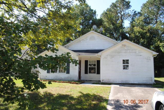1106 Shroyer Circle, Jacksonville, NC 28540 (MLS #100093473) :: Harrison Dorn Realty