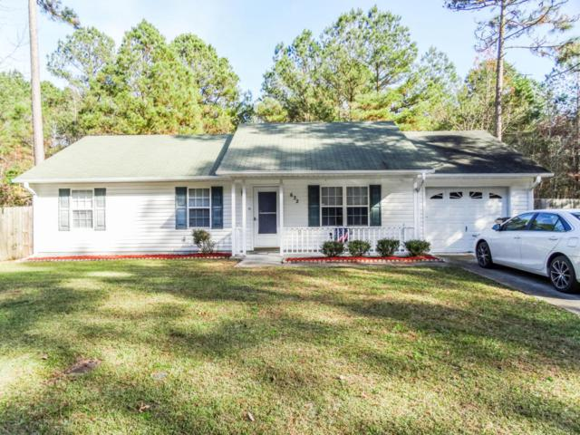 632 Walnut Drive, Jacksonville, NC 28540 (MLS #100093512) :: Terri Alphin Smith & Co.