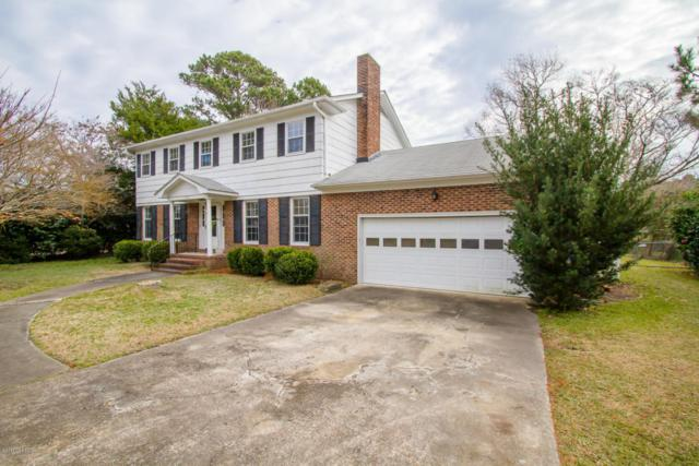 1510 Robert E Lee Drive, Wilmington, NC 28412 (MLS #100093521) :: Century 21 Sweyer & Associates