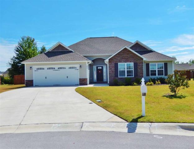 204 Mariposa Court, Jacksonville, NC 28546 (MLS #100093526) :: Harrison Dorn Realty