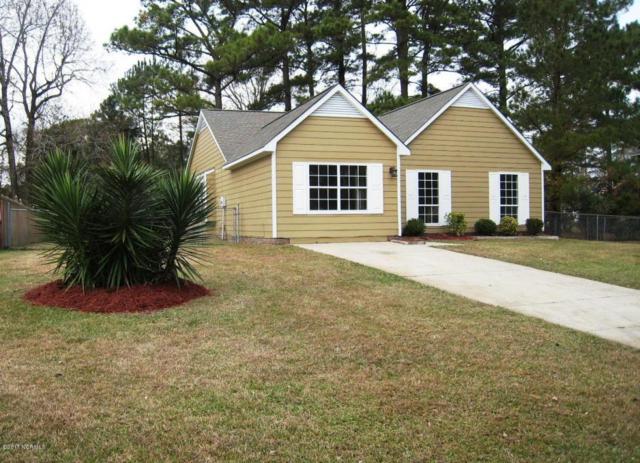 110 Silver Leaf Drive, Jacksonville, NC 28546 (MLS #100093549) :: Terri Alphin Smith & Co.