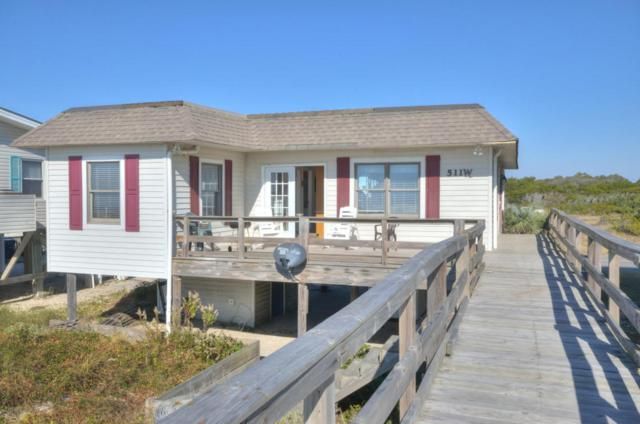 511 W Beach Drive, Oak Island, NC 28465 (MLS #100093641) :: Century 21 Sweyer & Associates