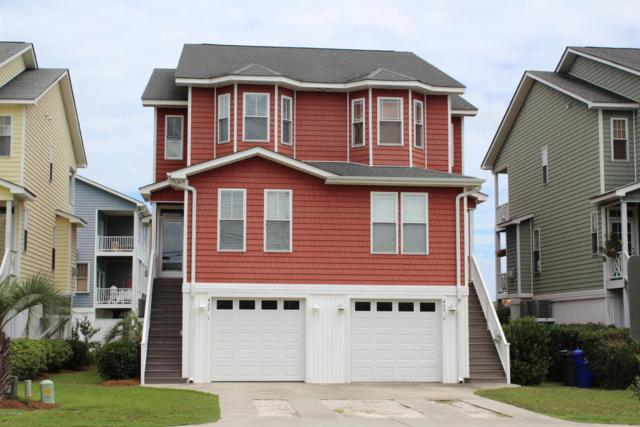 407 S 4th Street #2, Carolina Beach, NC 28428 (MLS #100093994) :: David Cummings Real Estate Team