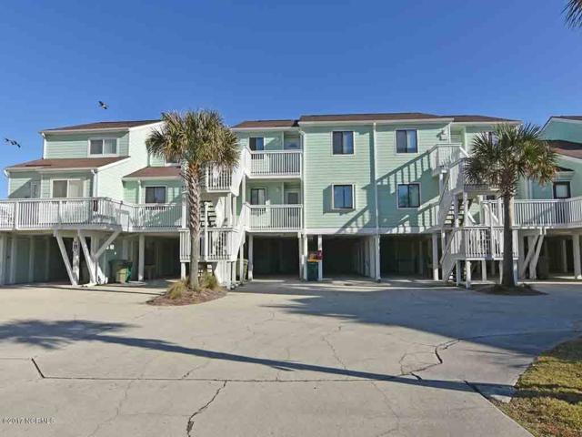 1100 Fort Fisher Boulevard S 1504 B 15, Kure Beach, NC 28449 (MLS #100094079) :: Courtney Carter Homes