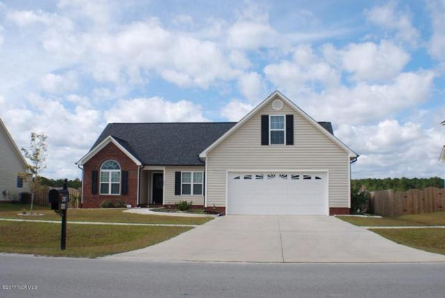 257 Silver Hills Drive, Jacksonville, NC 28546 (MLS #100094146) :: The Keith Beatty Team