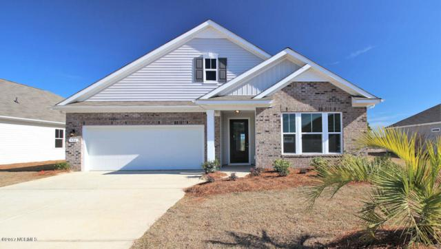 581 Slippery Rock Way 535 - Clifton B, Carolina Shores, NC 28467 (MLS #100094545) :: RE/MAX Essential