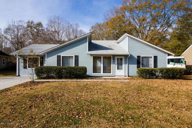 220 Spring Drive, Jacksonville, NC 28540 (MLS #100094592) :: Harrison Dorn Realty