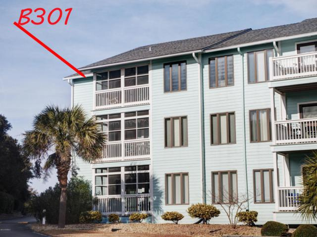 9201 Coast Guard Road 301 B, Emerald Isle, NC 28594 (MLS #100094718) :: Courtney Carter Homes