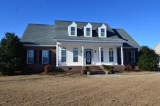 2580 River Oak Drive, Greenville, NC 27858 (MLS #100094719) :: RE/MAX Essential