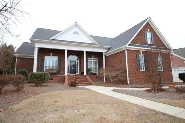 4109 Countrydown Drive, Greenville, NC 27834 (MLS #100094799) :: RE/MAX Essential