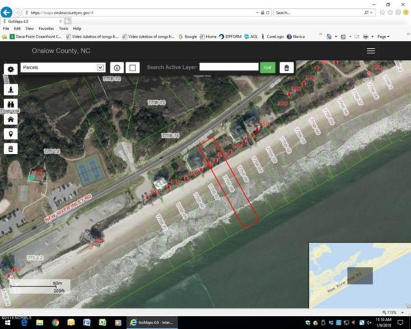 532 New River Inlet Road, North Topsail Beach, NC 28460 (MLS #100095322) :: The Oceanaire Realty