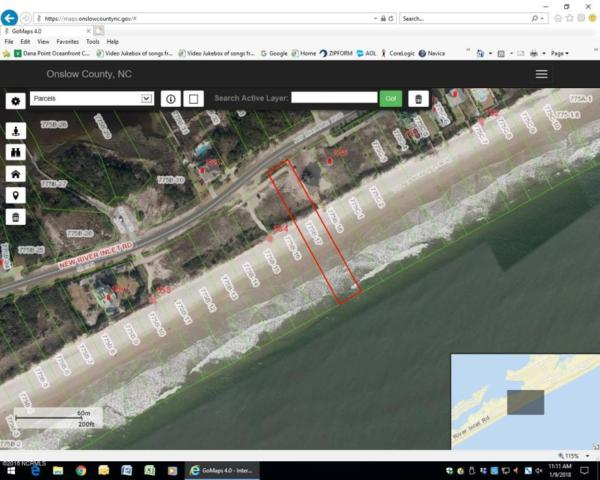 700 New River Inlet Road, North Topsail Beach, NC 28460 (MLS #100095334) :: The Oceanaire Realty