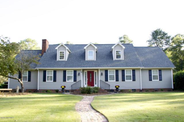 112 Ironwood Drive, Greenville, NC 27834 (MLS #100095700) :: Century 21 Sweyer & Associates