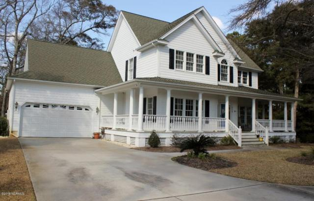 204 Bayside Drive, Cape Carteret, NC 28584 (MLS #100095914) :: Century 21 Sweyer & Associates