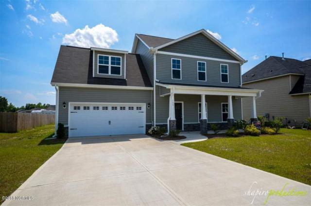 109 Lincolnton Court, Jacksonville, NC 28540 (MLS #100095956) :: The Keith Beatty Team