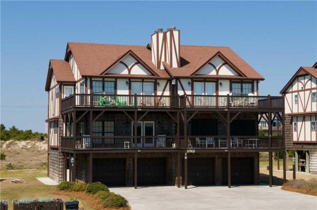 2519 Ocean Drive 10B1, Emerald Isle, NC 28594 (MLS #100095966) :: Courtney Carter Homes