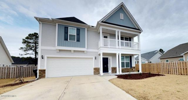 102 Porch Swing Way, Holly Ridge, NC 28445 (MLS #100096172) :: Century 21 Sweyer & Associates