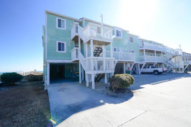 1100 Fort Fisher Boulevard S #701, Kure Beach, NC 28449 (MLS #100096190) :: Courtney Carter Homes