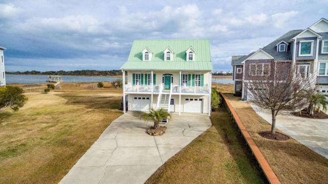 174 Big Hammock Point Road, Sneads Ferry, NC 28460 (MLS #100096205) :: Century 21 Sweyer & Associates