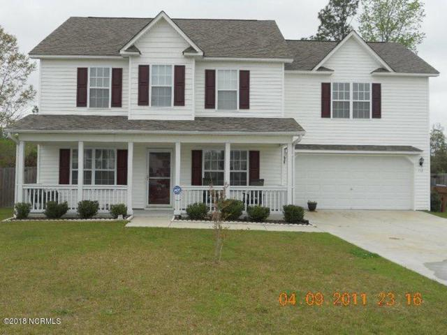 112 Tanbark Drive, Jacksonville, NC 28546 (MLS #100096299) :: Century 21 Sweyer & Associates