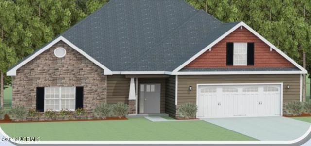 525 Saratoga Road, Sneads Ferry, NC 28460 (MLS #100096315) :: Century 21 Sweyer & Associates