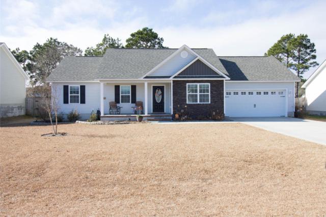 132 Rosemary Avenue, Hubert, NC 28539 (MLS #100096359) :: Courtney Carter Homes