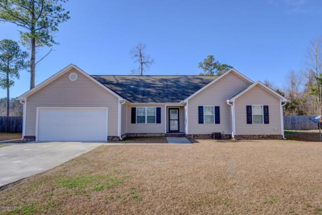123 Walnut Hills Drive, Richlands, NC 28574 (MLS #100096361) :: Courtney Carter Homes