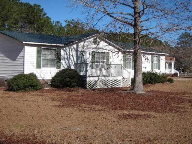 117 Woodland Drive, Swansboro, NC 28584 (MLS #100096385) :: Century 21 Sweyer & Associates