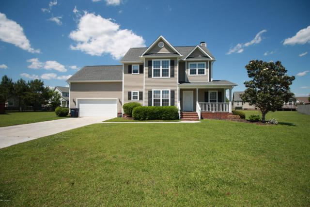 103 Danbury Court, Jacksonville, NC 28540 (MLS #100096421) :: The Keith Beatty Team