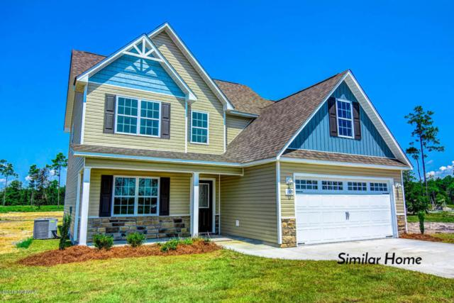 444 Mccall Drive, Jacksonville, NC 28540 (MLS #100096425) :: The Keith Beatty Team
