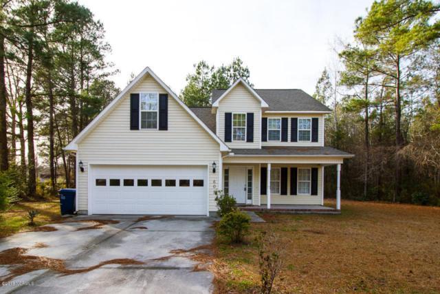 603 Walnut Drive, Jacksonville, NC 28540 (MLS #100096642) :: Century 21 Sweyer & Associates