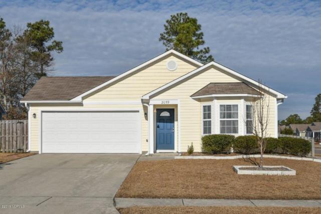 2059 Southern Pine Drive, Leland, NC 28451 (MLS #100096701) :: Century 21 Sweyer & Associates