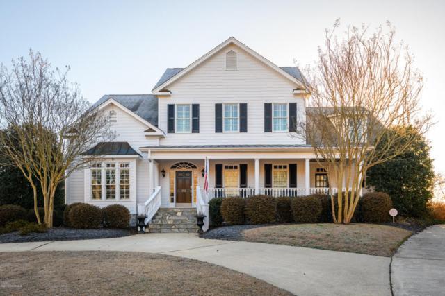 313 Woodspring Lane, Greenville, NC 27834 (MLS #100096727) :: Century 21 Sweyer & Associates