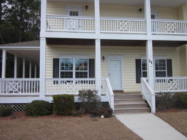 21 Outrigger Drive, Swansboro, NC 28584 (MLS #100096838) :: Century 21 Sweyer & Associates