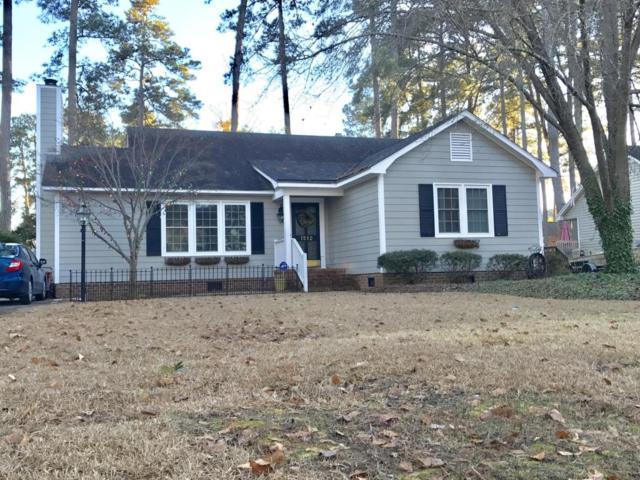 1512 Hollybriar Lane, Greenville, NC 27858 (MLS #100096850) :: Century 21 Sweyer & Associates