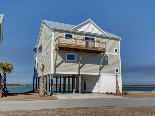 916 Bumblebee Lane, Topsail Beach, NC 28445 (MLS #100096900) :: Century 21 Sweyer & Associates