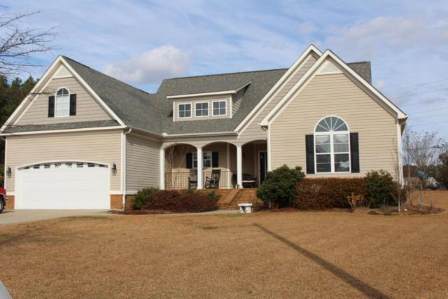 3613 Calvary Drive, Greenville, NC 27834 (MLS #100097290) :: RE/MAX Essential