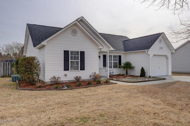 820 Plainfield Court, Wilmington, NC 28411 (MLS #100097318) :: The Keith Beatty Team