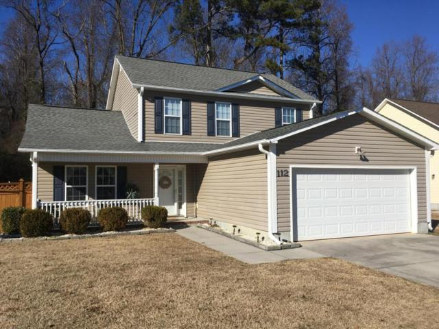 112 Brookhaven Drive, Richlands, NC 28574 (MLS #100097395) :: Courtney Carter Homes