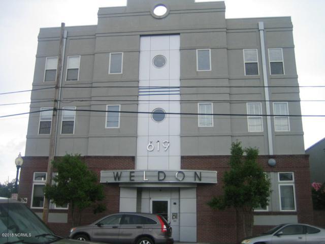 619 N 4th Street #302, Wilmington, NC 28401 (MLS #100097410) :: Courtney Carter Homes