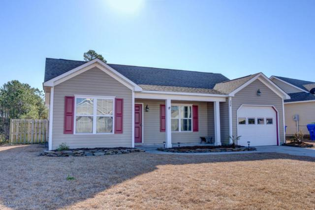 224 Red Carnation Drive, Holly Ridge, NC 28445 (MLS #100097549) :: Century 21 Sweyer & Associates