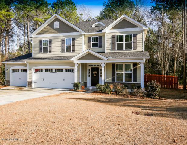 422 Canvasback Lane, Sneads Ferry, NC 28460 (MLS #100097572) :: The Keith Beatty Team