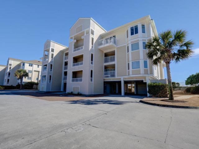 2512 N Lumina Avenue Bldg G, Unit 3B, Wrightsville Beach, NC 28480 (MLS #100097665) :: David Cummings Real Estate Team