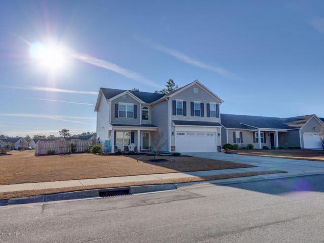 418 Amaryllis Lane, Holly Ridge, NC 28445 (MLS #100097770) :: Century 21 Sweyer & Associates