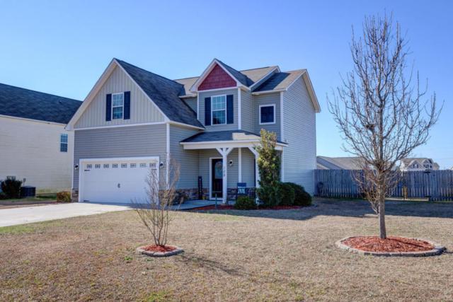 109 Buckhaven Drive, Richlands, NC 28574 (MLS #100097922) :: Harrison Dorn Realty