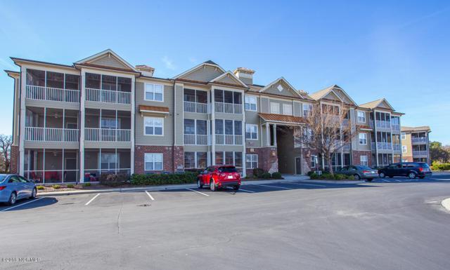 395 S Crow Creek Drive #1219, Calabash, NC 28467 (MLS #100097975) :: David Cummings Real Estate Team