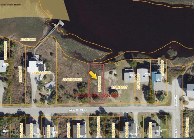 1710 W Pelican Drive, Oak Island, NC 28465 (MLS #100098049) :: Courtney Carter Homes