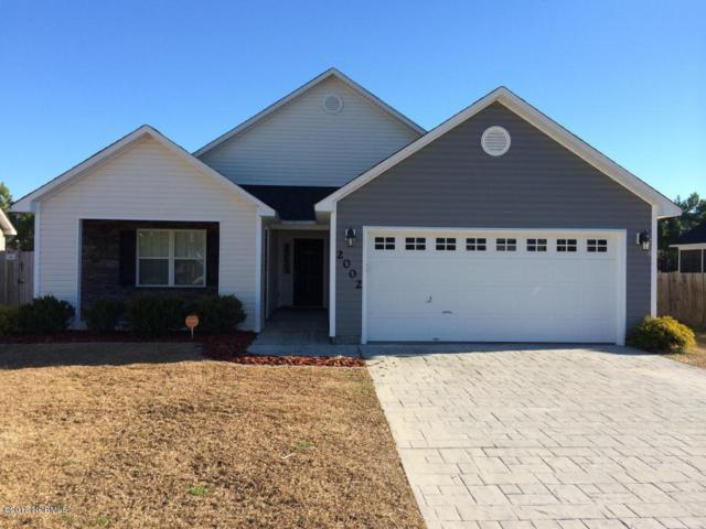 2002 W T. Whitehead Drive, Jacksonville, NC 28546 (MLS #100098139) :: Century 21 Sweyer & Associates
