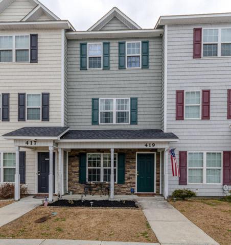 419 Caldwell Loop, Jacksonville, NC 28546 (MLS #100098223) :: Century 21 Sweyer & Associates